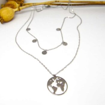 náhrdelník chirurgická oceľ